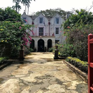 St. Nicholas Abbey, Barbados, West Indies…