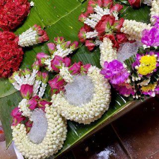 Floral bliss in Bangkok, Wang Burapha Phirom