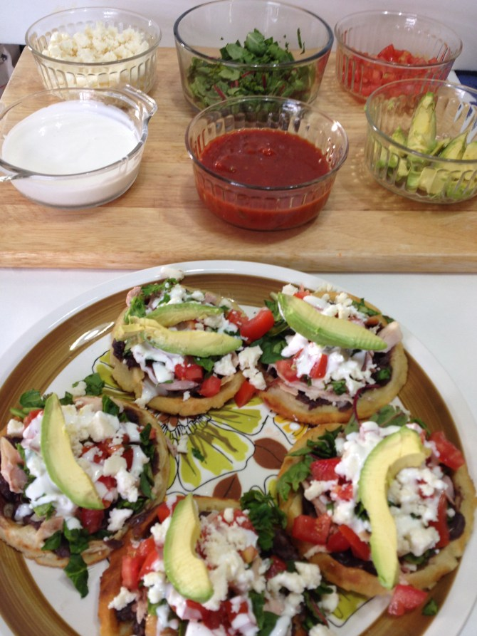 Traditional Mexican Sopes  Splendid Recipes and More