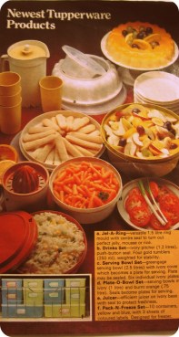 New Tupperware Products