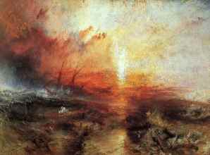 JMW Turner Slave Ship