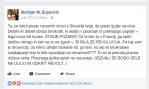 Poziv k protestom: Je na Boštjana M Zupančiča huda le Meta Roglič?