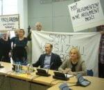 Konec zlorabe moči: SDS se vrača na javno RTV