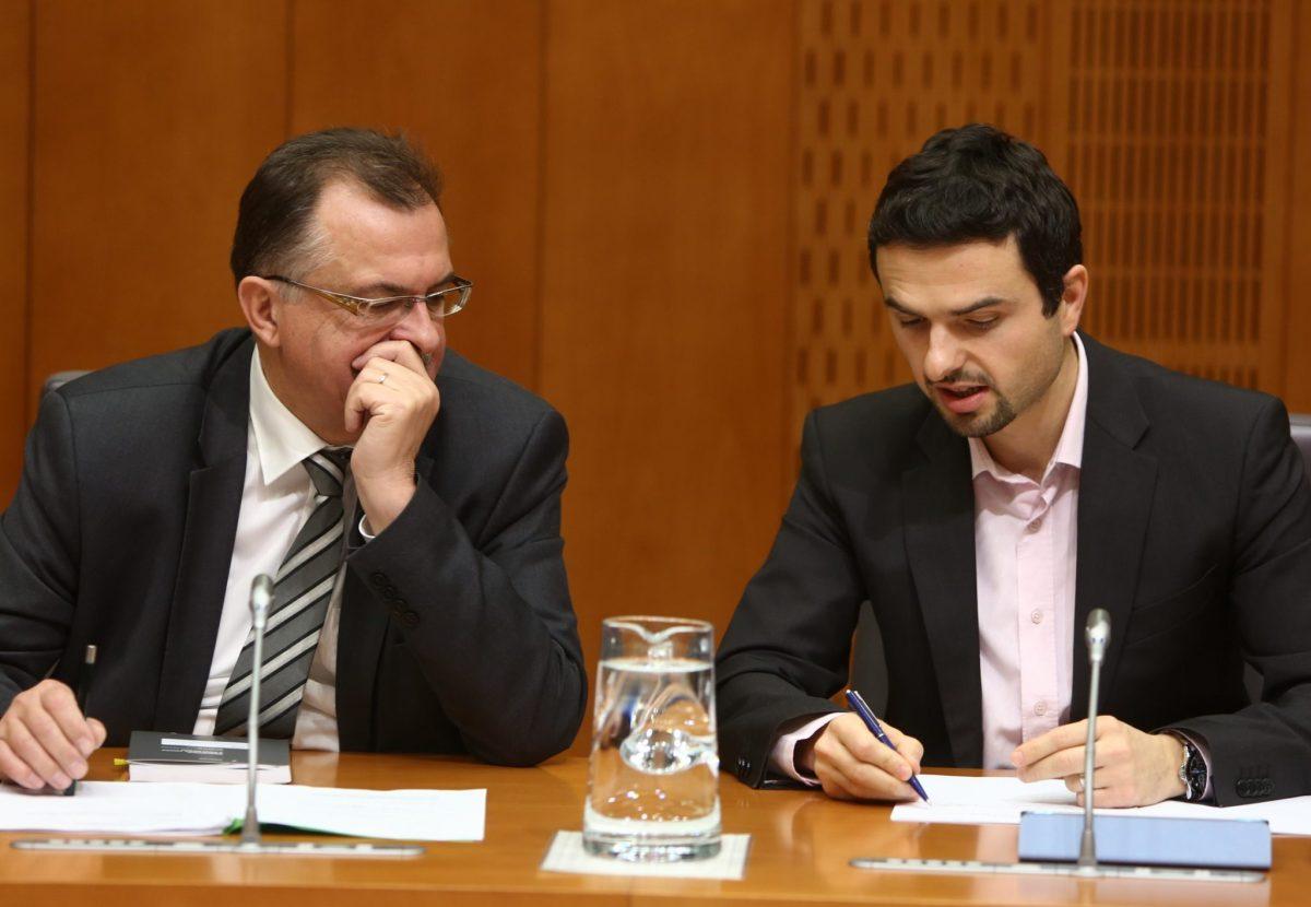 Tanko in Tonin: Pri RTV ravnate nedemokratično in grabežljivo