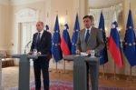 Janša: Koalicija za Slovenijo in ne proti Šarcu