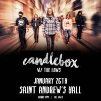 Candlebox + The Lows @ Saint Andrew's Hall, Detroit, MI
