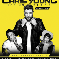 Chris Young + Kane Brown + Lanco @ Van Andel Arena, Grand Rapids, MI