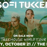 Sofi Tukker + Crush Club + LP Giobbi