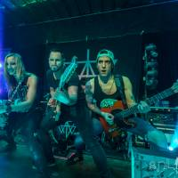Angel Vivaldi + Nita Strauss + Jacky Vincent + Aurorae + The Prosecution @ Crowbar, Tampa, FL
