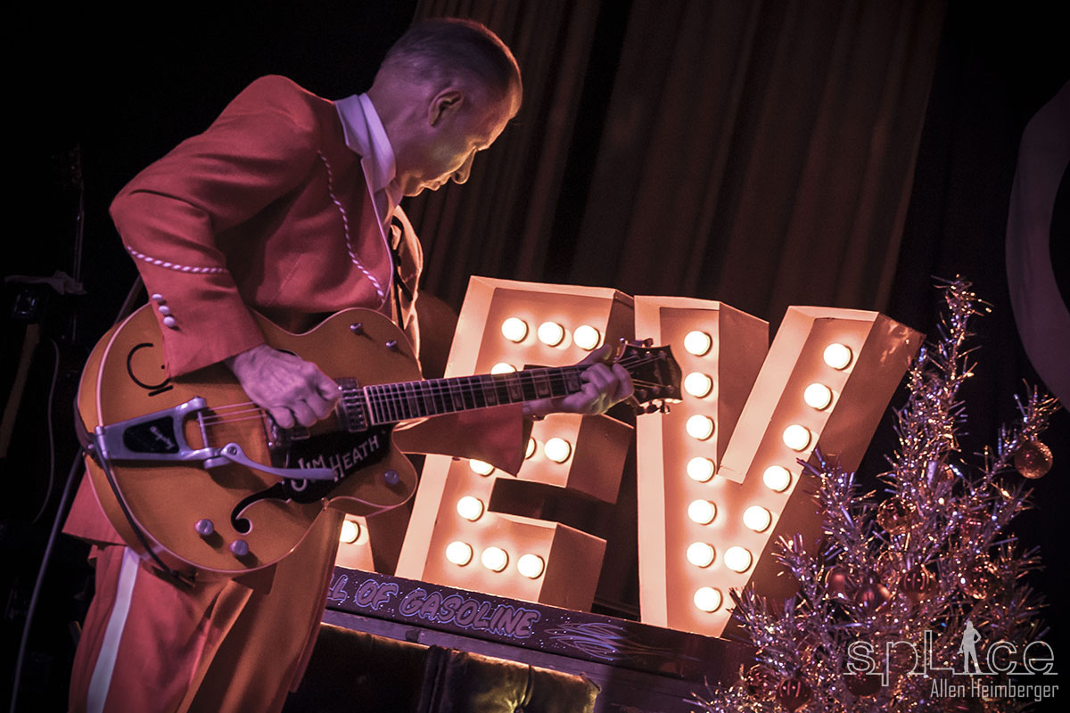 Reverend Horton Heat + Big Sandy + Junior Brown + The Blasters