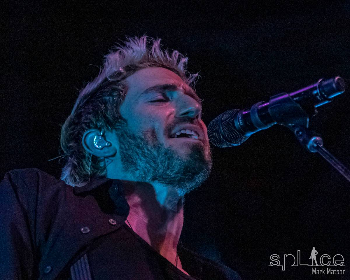 Walk The Moon + Bear Hands at Jannus Live, St. Petersburg FL. 2/12/19
