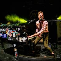 Andrew McMahon In The Wilderness + Flor + Grizfolk at The Fillmore, Detroit, MI