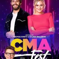 "Thomas Rhett and Kelsea Ballerini Return to Host ""CMA Fest,"" The Music Event of Summer"