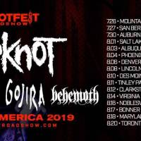 The Knotfest Roadshow 2019 @ Midflorida Credit Union Amphitheatre, Tampa, FL