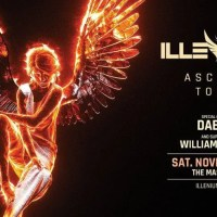 Illenium + Dabin + William Black @ The Detroit Masonic Temple, Detroit, MI