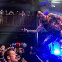 Atreyu + White Chapel + He Is Legend + Tempting Fate + Santa Cruz @ The Norva, Norfolk, VA