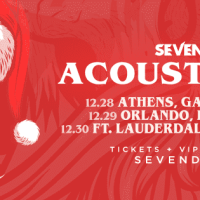 Sevendust Brings Their Acoustic Xmas to the House of Blues