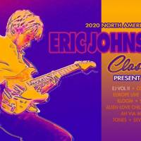 Eric Johnson Announces New Tour And Is Releasing A New Album