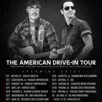 Aaron Lewis  & Sully Erna Team Up For The American Drive-In Tour, Produced by Danny Wimmer Presents