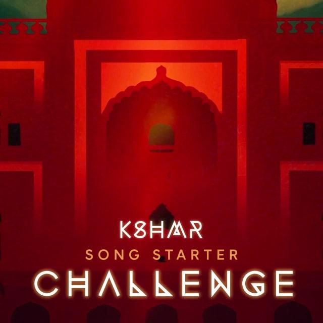 kshmr song starter challenge
