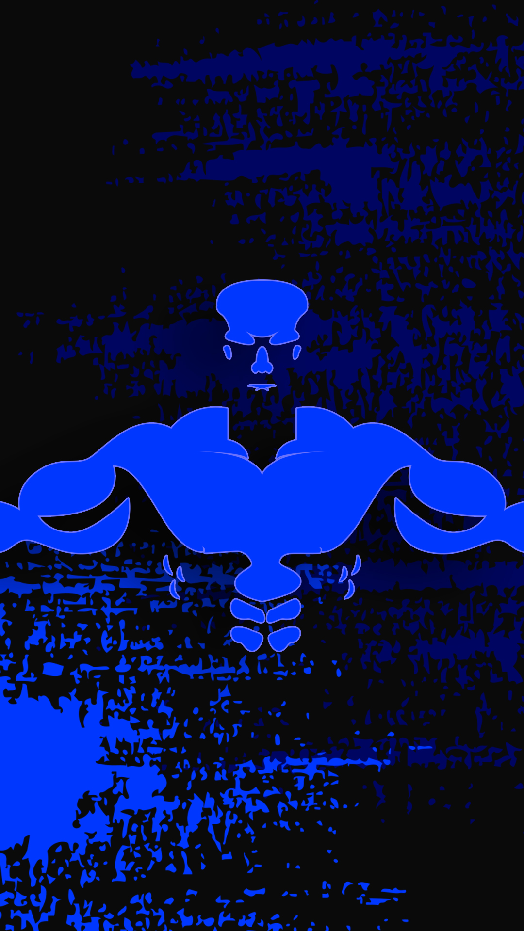Bodybuilding Wallpaper For Iphone X Bodybuilder Blue Hd Phone Wallpaper