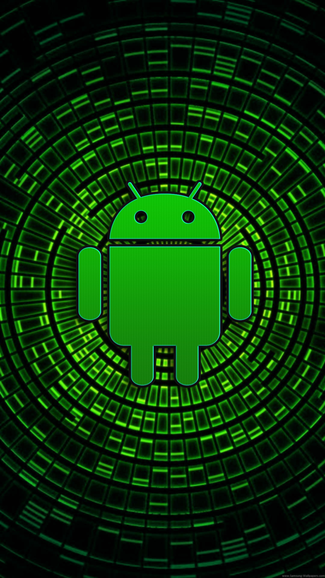 green android cool samsung galaxy s7 wallpaper