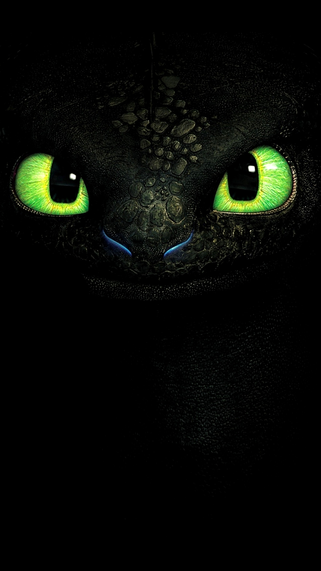 Green Dragon Phone Wallpaper
