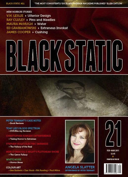 Black Static 21
