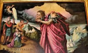 St. Catherine - headless