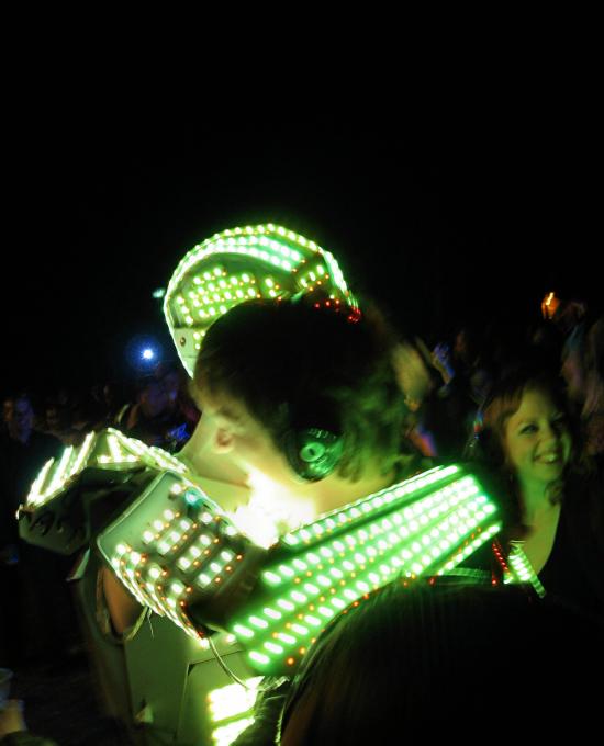 electric hug