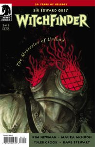 Witchfinder: The Mysteries of Unland 2 cover