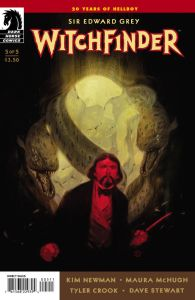 Witchfinder: The Mysteries of Unland 5 cover