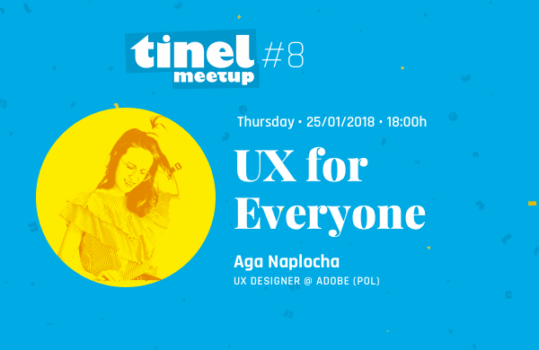 8. Tinel Meetup User experience