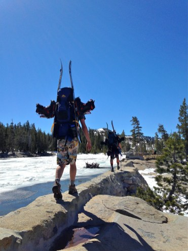 Desolation Wilderness CA 6/2014