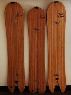 Custom Splitboards