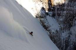 Hampus Cederholm Dolomites, Lorenzo Rieg