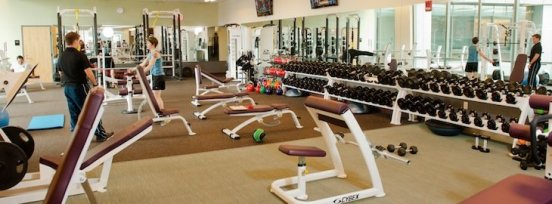 Longwood Medical Fitness Gym Review