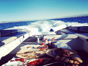 Breakfast-on-the-boat-Split-Sea-Tours-DeLuxe-Blue-cave-Tour-from-Split