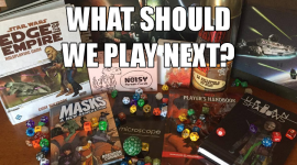 Split The Party 56: What Should We Play Next?