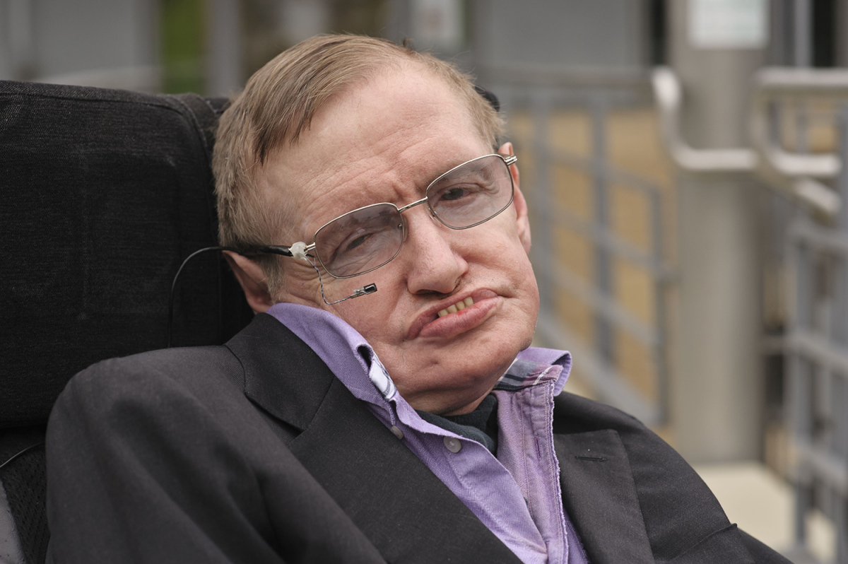 Hawking on God