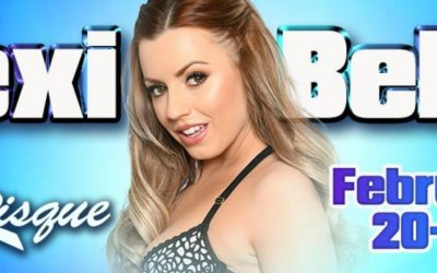 Lexi Belle Back on the Strip Club Circuit