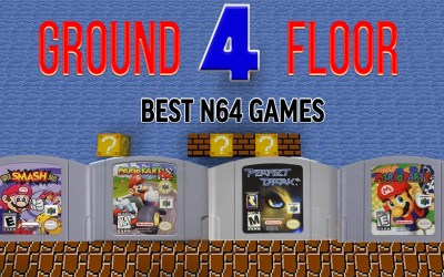 Ground Floor 4 – N64 Games