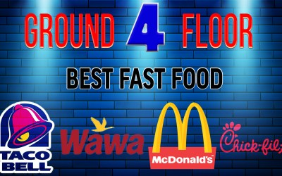 Ground Floor 4 – Best Fast Food