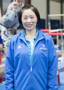 Annie Zhang WAG Advanced Qualification