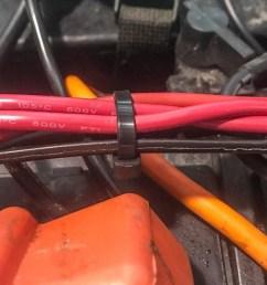 use zip ties to bundle wire [ 1200 x 675 Pixel ]