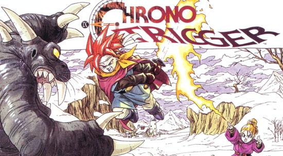 Chrono Trigger box art
