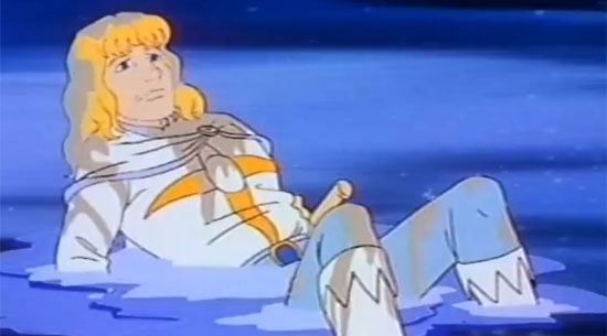The Legend of Zelda: The White Knight