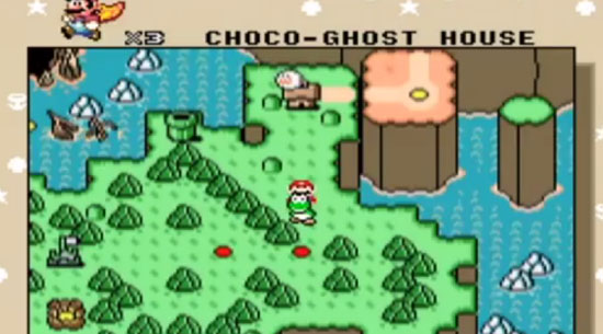 Super Mario World Special World