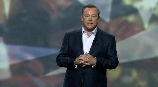 Jack Tretton at E3 2012