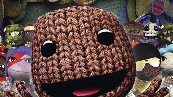 Image: LittleBigPlanet official art. Sony.
